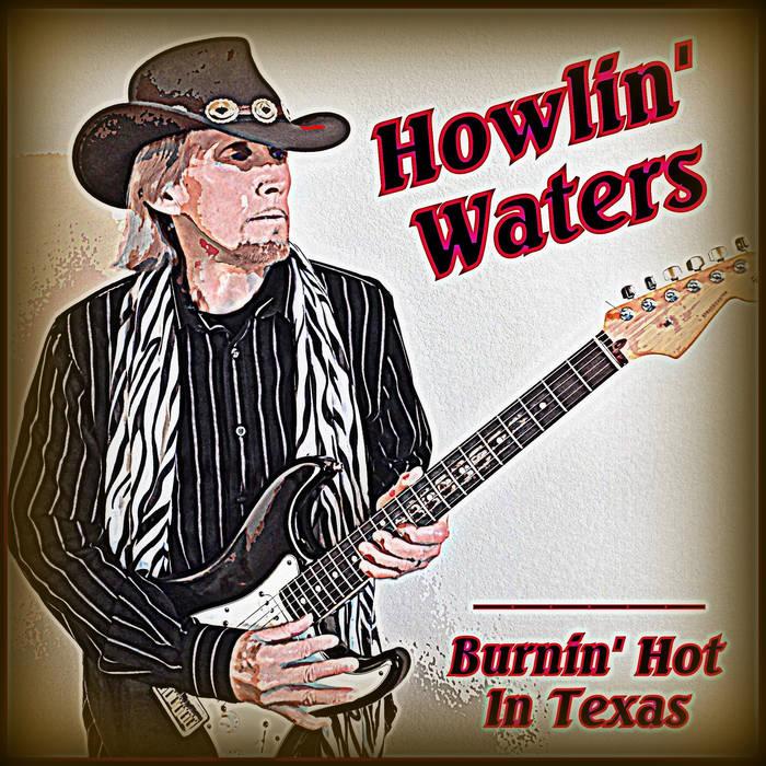 Burnin' Hot In Texas cover art