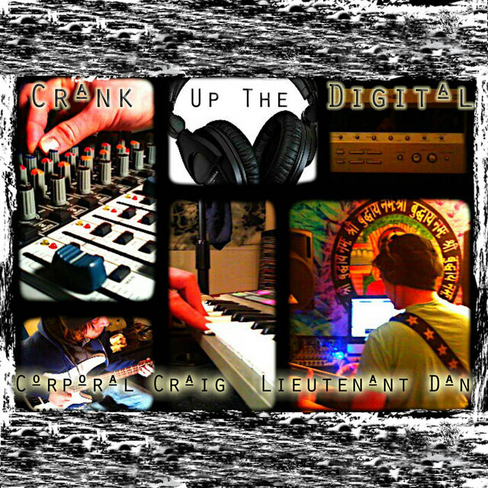 Crank Up The Digital cover art