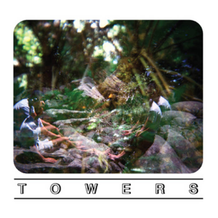 Towers EP cover art