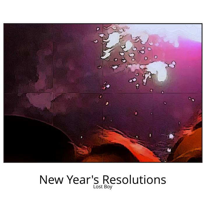 New Year's Resolutions (Single) cover art