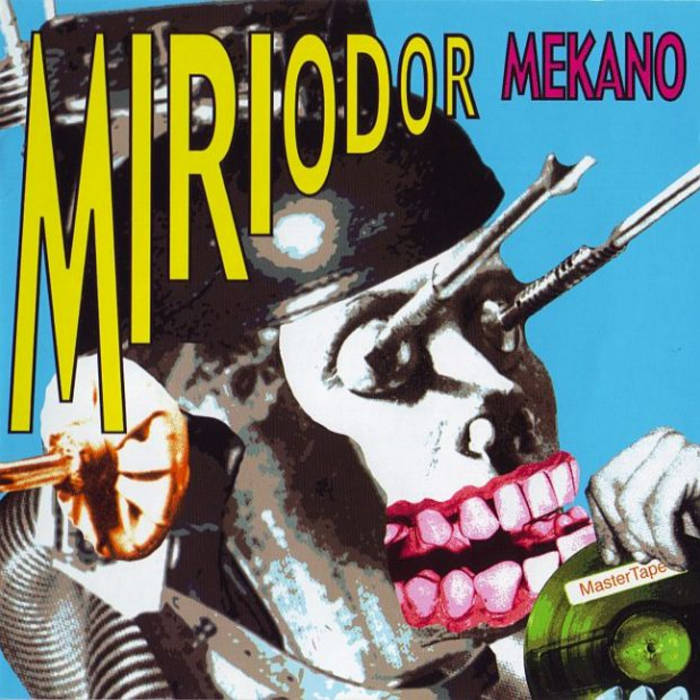 Mekano cover art