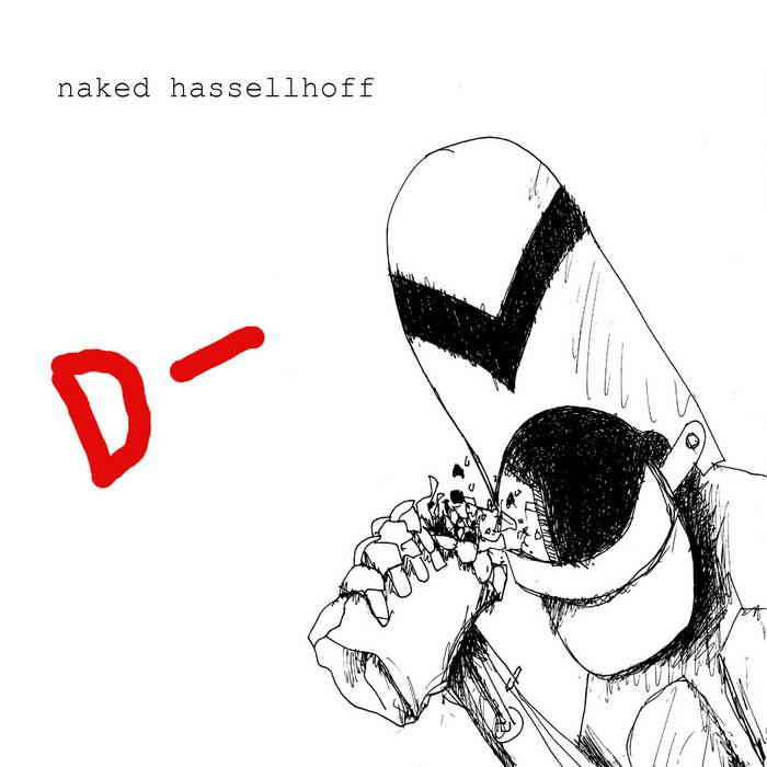 D - cover art