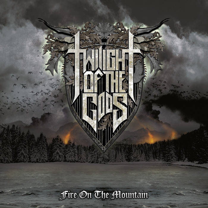 Fire on the Mountain cover art