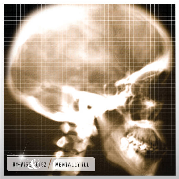 Mentally ill (EP) cover art