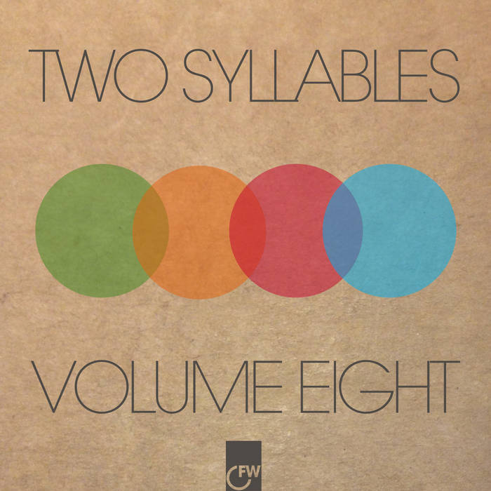 Two Syllables Volume Eight cover art