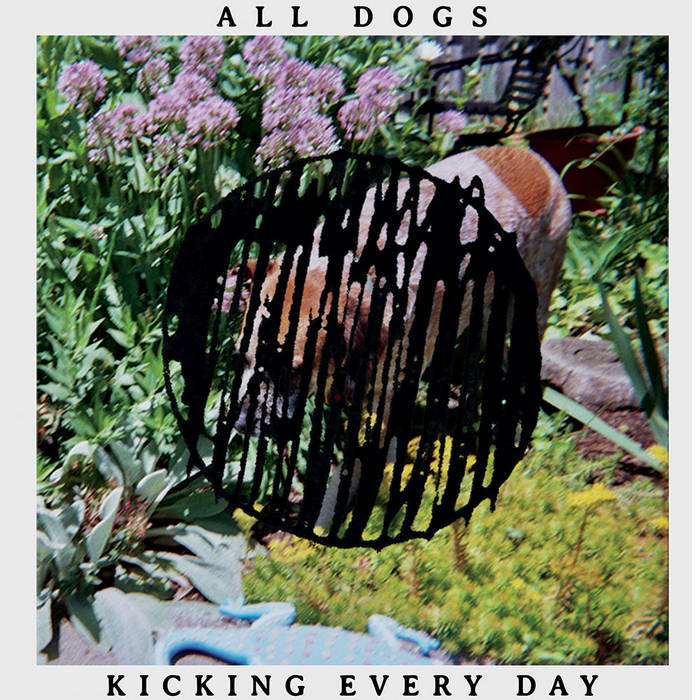 Kicking Every Day cover art
