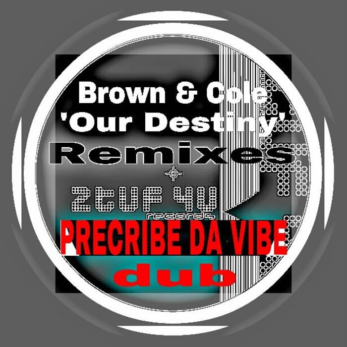 """""""Our Destiny"""" Prescribe Da Vibe Remixes cover art"""
