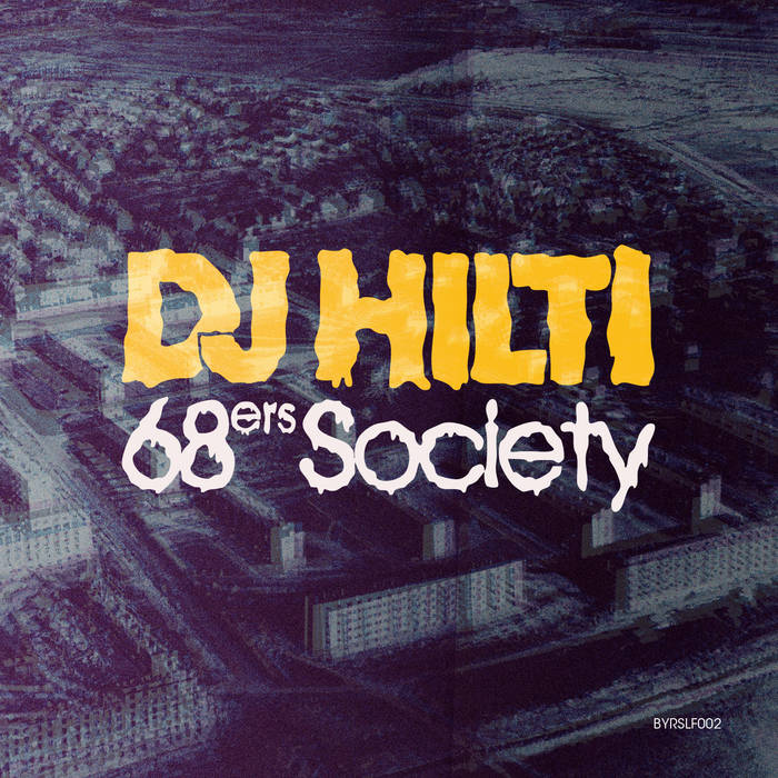 68ers Society EP cover art