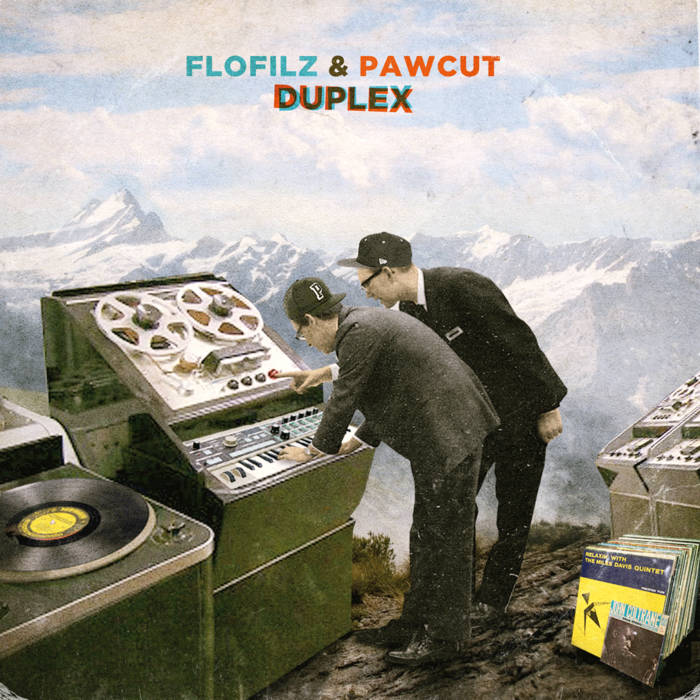 Duplex LP cover art