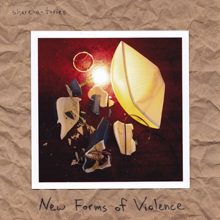 New Forms Of Violence cover art