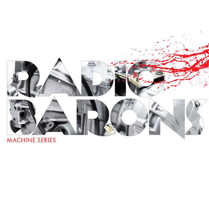 Machine Series cover art