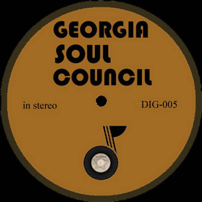 GEORGIA SOUL COUNCIL (EP) cover art