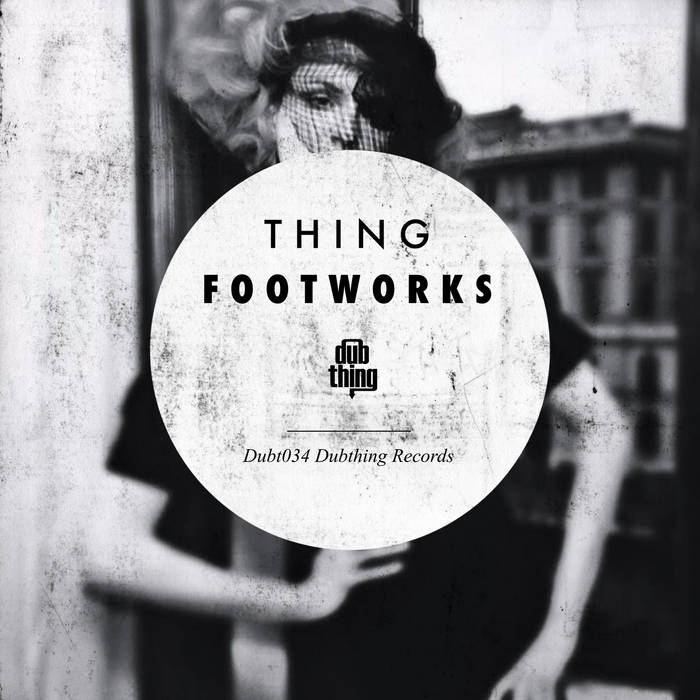 Footworks cover art