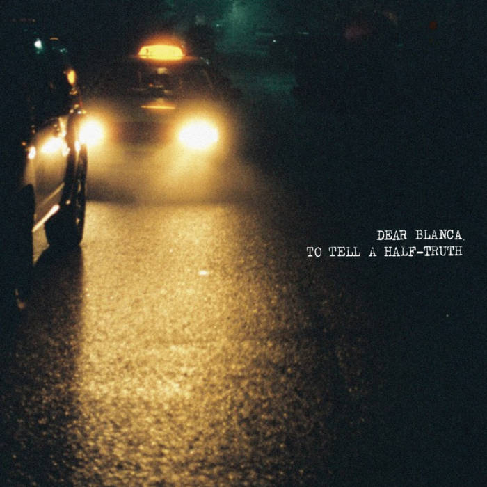 To Tell A Half-Truth cover art