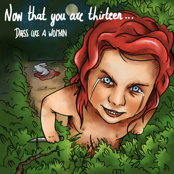 Now that you are thirteen cover art
