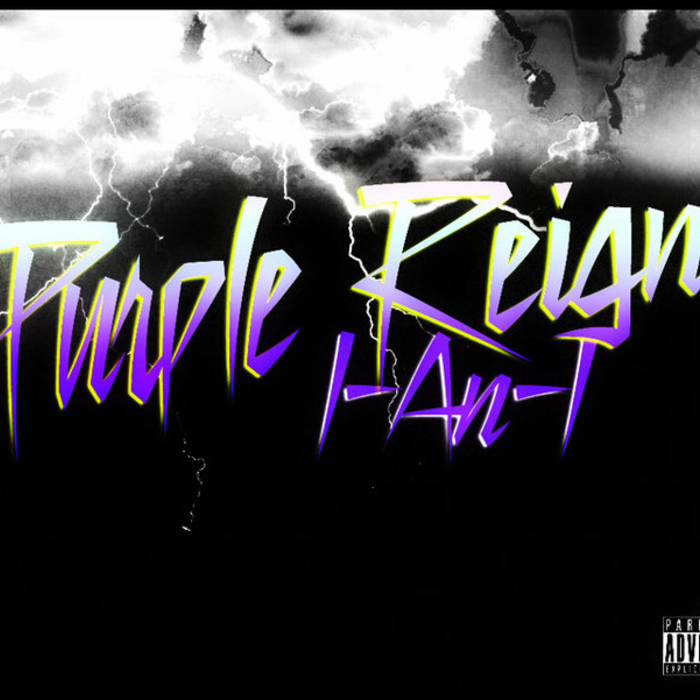 Purple Reign cover art