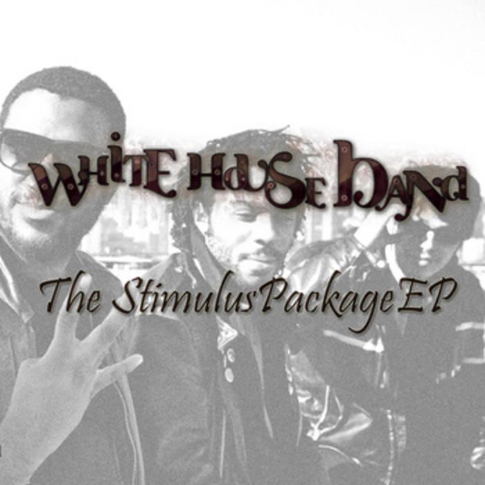 #TheStimulusPackageEP - RADIO Version cover art