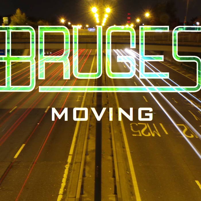 MOVING EP cover art
