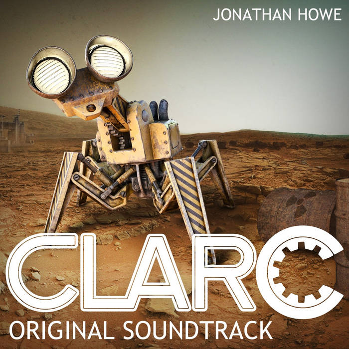 CLARC Original Soundtrack cover art
