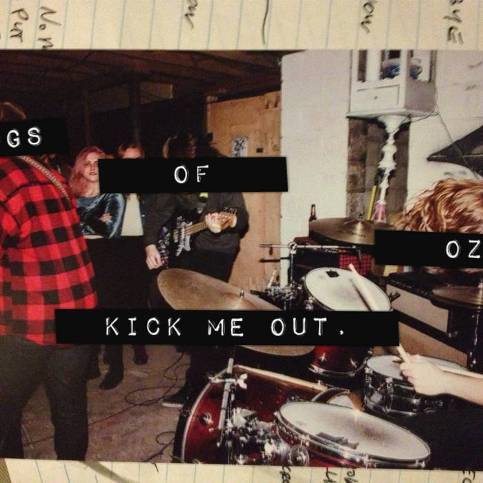 Kick Me Out cover art