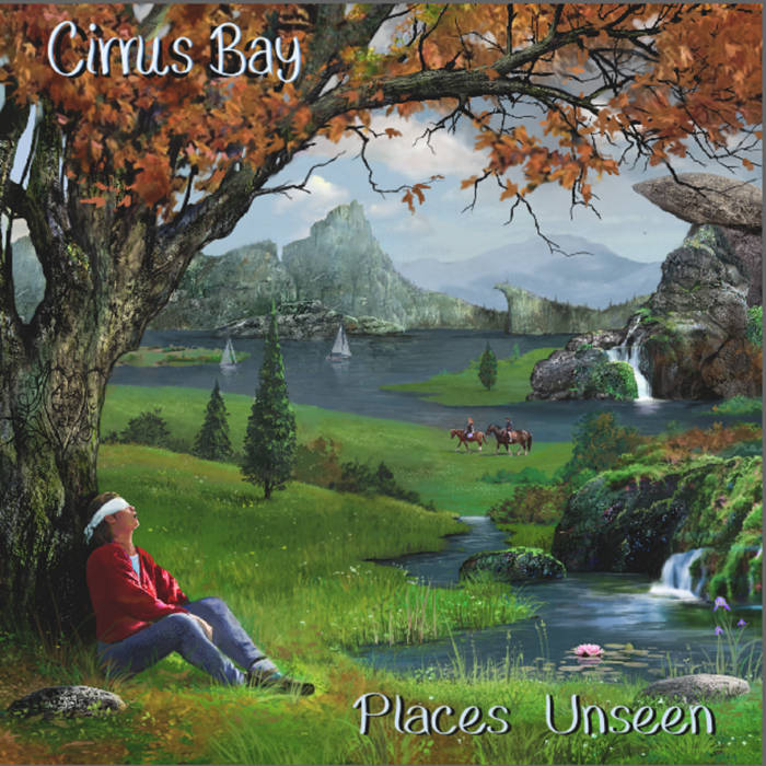 Places Unseen cover art