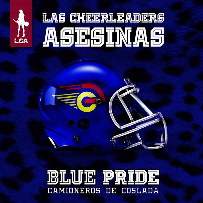 Blue Pride (Camioneros de Coslada) cover art