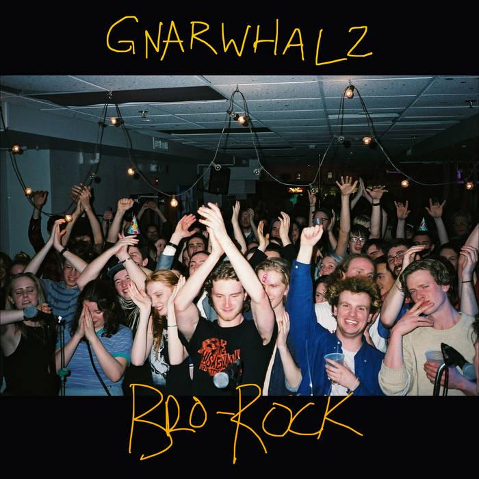 Bro-Rock Live cover art