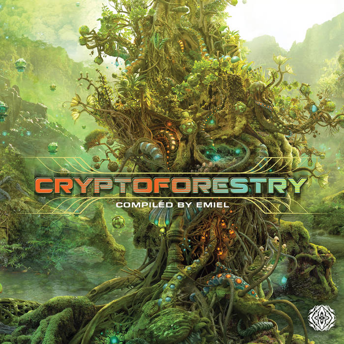Cryptoforestry compiled by Emiel cover art