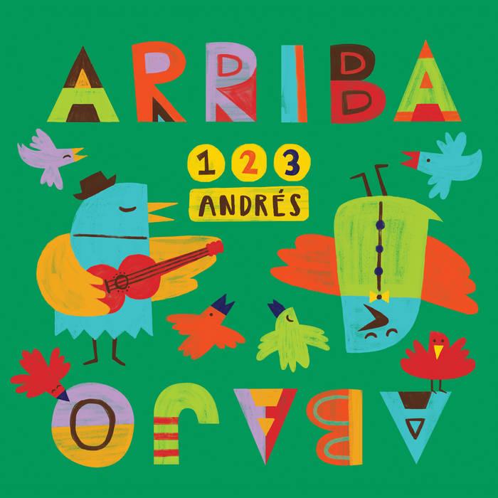 Arriba Abajo cover art