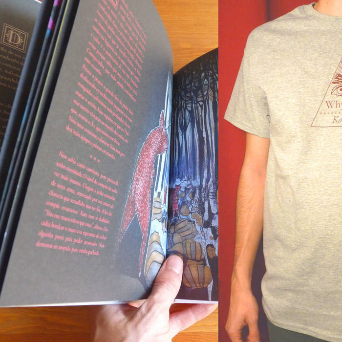 "Pack ""Kara"": Libro + disco + camiseta. cover art"
