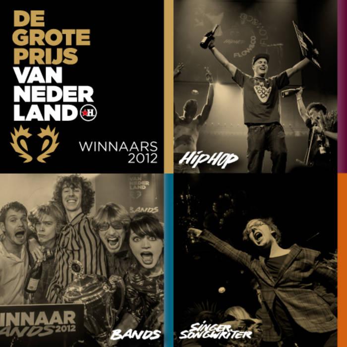 Grote Prijs Winnaars 2012 cover art