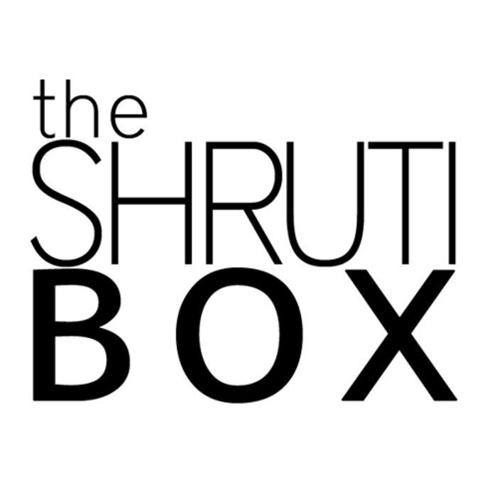 The Shrutibox cover art