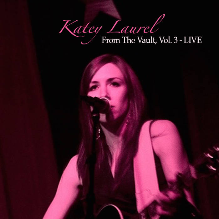 From The Vault, Vol. 3 (LIVE) cover art