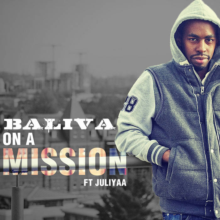 On a Mission cover art