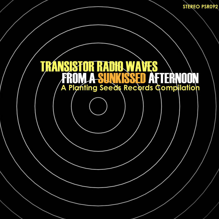 Transistor Radio Waves From A Sunkissed Afternoon cover art