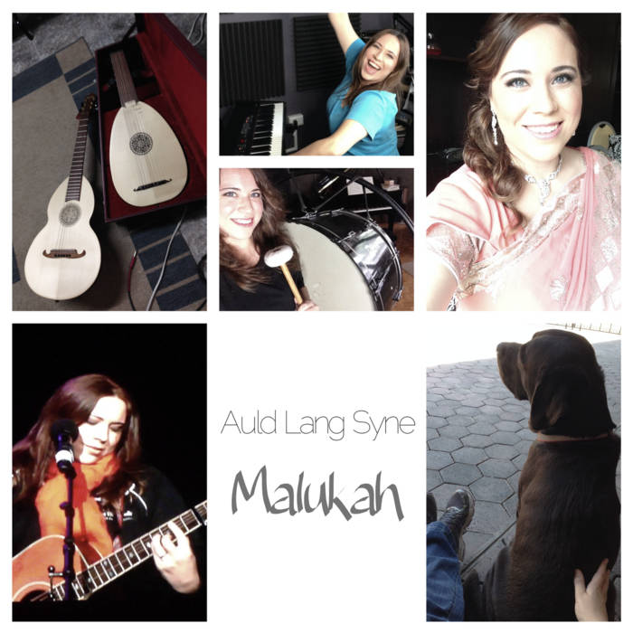 Auld Lang Syne cover art