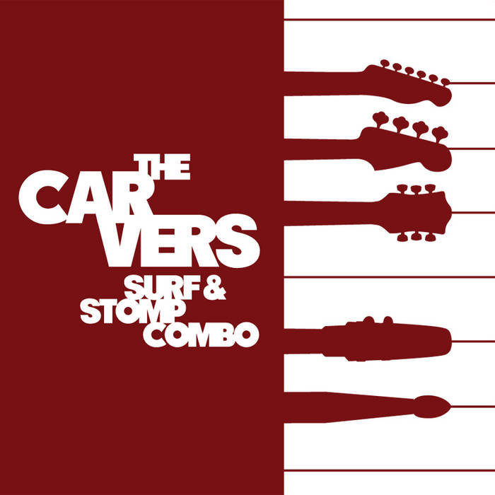 The Carvers Surf & Stomp Combo cover art