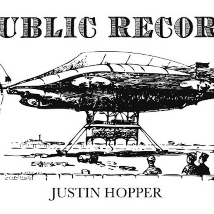 Public Record: Pittsburgh cover art