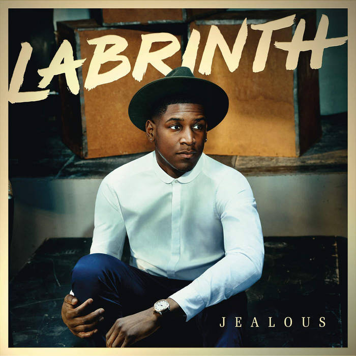 Jealous - Labrinth Cover cover art
