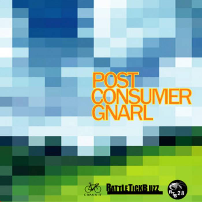 Post Consumer Gnarl cover art