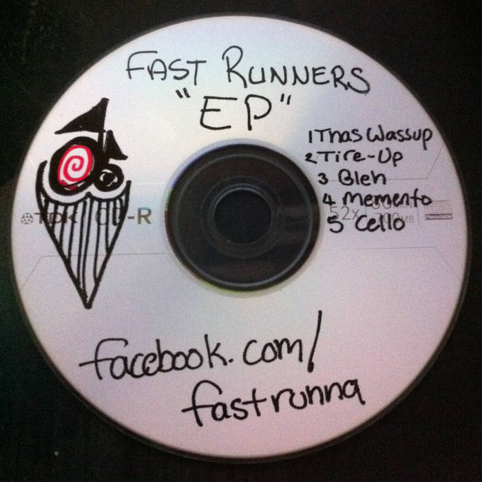 Fast Runners EP cover art