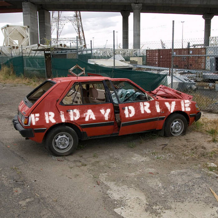 Friday Drive cover art