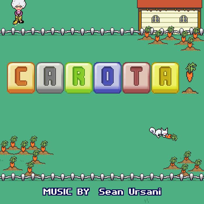 Carota! - Soundtrack cover art