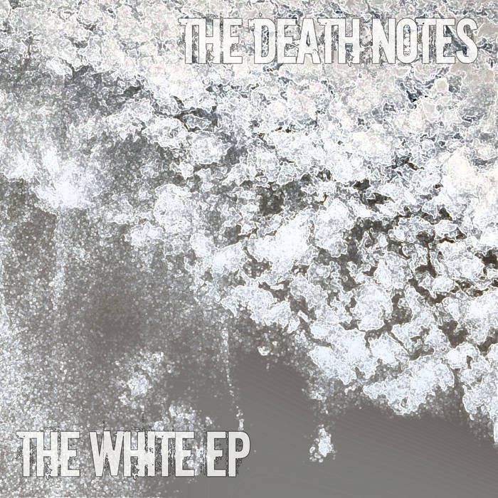 The White EP cover art