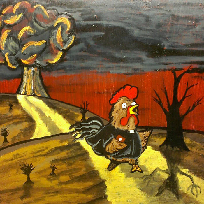 Cluckaphony cover art