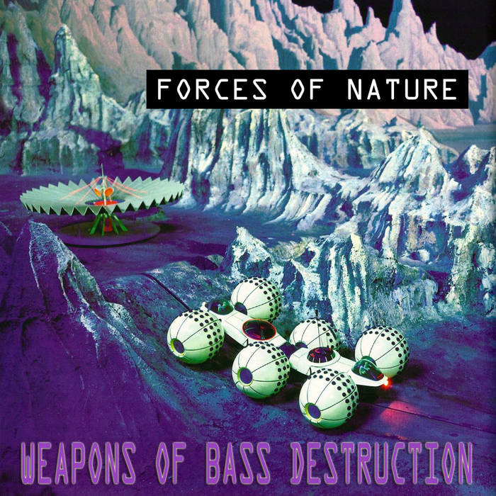 Forces of Nature cover art