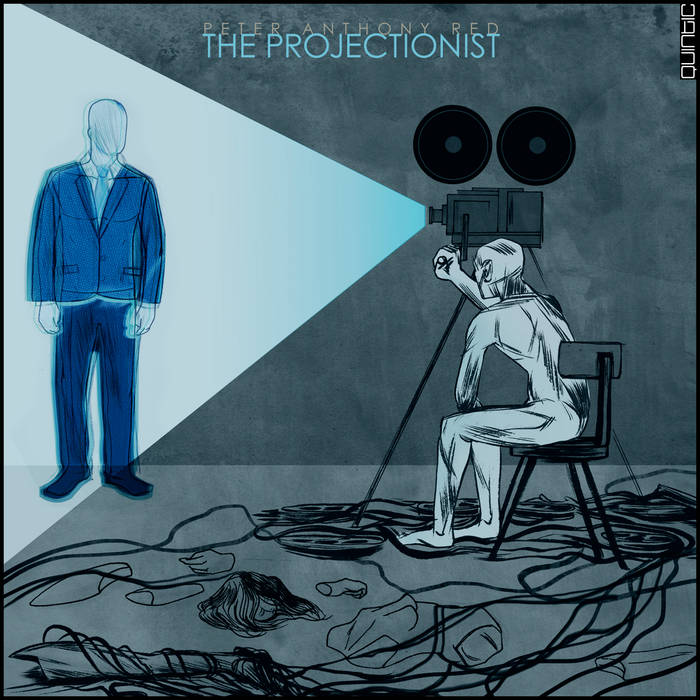 The Projectionist cover art
