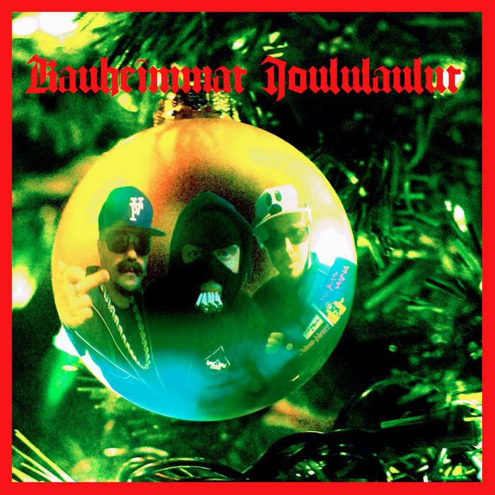 KC/MD MAFIA - KAUHEIMMAT JOULULAULUT (instrumentals) cover art
