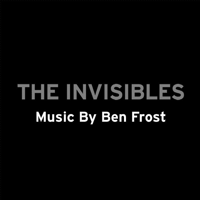 Soundtrack to The Invisibles cover art