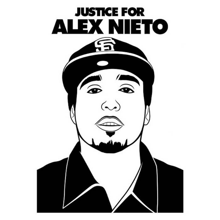 Alex Nieto cover art